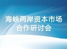 海峡两岸资本市场合作研讨会在京召开