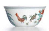 鸡缸杯影:多情的皇帝、开放的时代