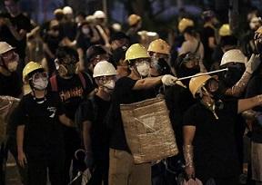高校教育遭重创,香港前景堪虞