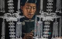 苗家银饰:湘西民族文化的一朵瑰宝