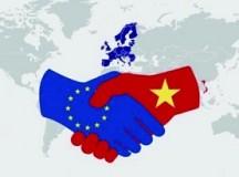 欧盟越南开启双边自由贸易时代