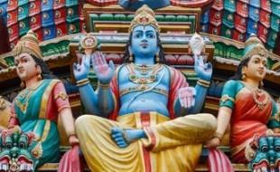 受伤的文明:印度宗教的繁荣与冲突