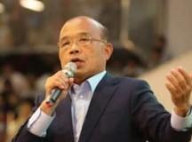 """美猪入台、治安混乱、打压媒体之记台湾""""最讨厌的政治人物""""苏贞昌"""